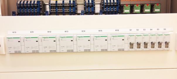 elcentral, elektriker, butik, proppskåp, elinstallation